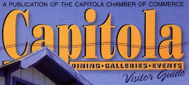A Publication of Capitola Chamber of Commerce